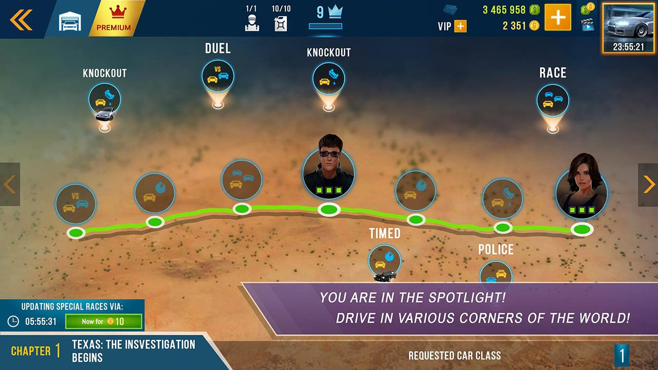 CarX Highway Racing screen 3