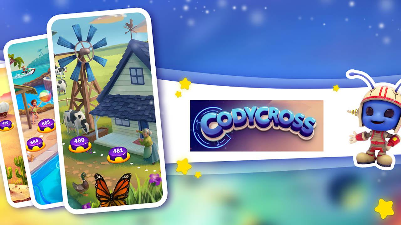 CodyCross Crossword Puzzles poster