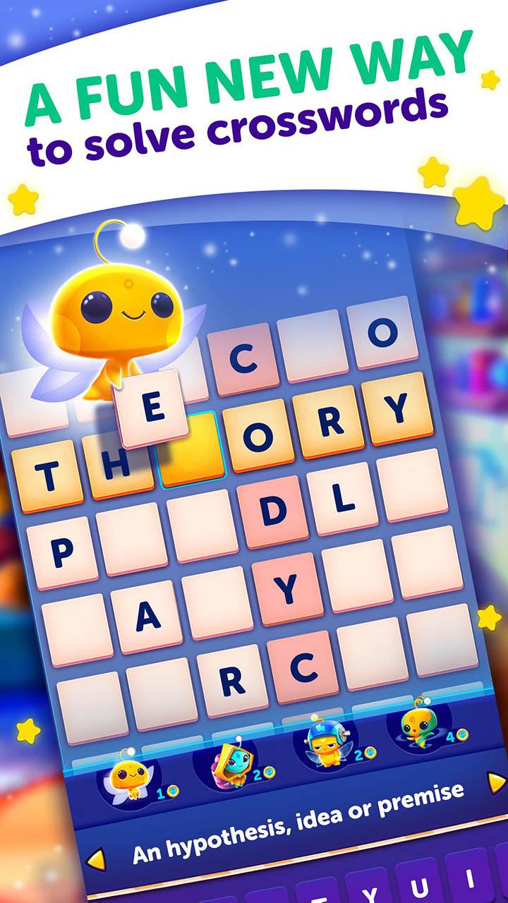 CodyCross Crossword Puzzles screen 0