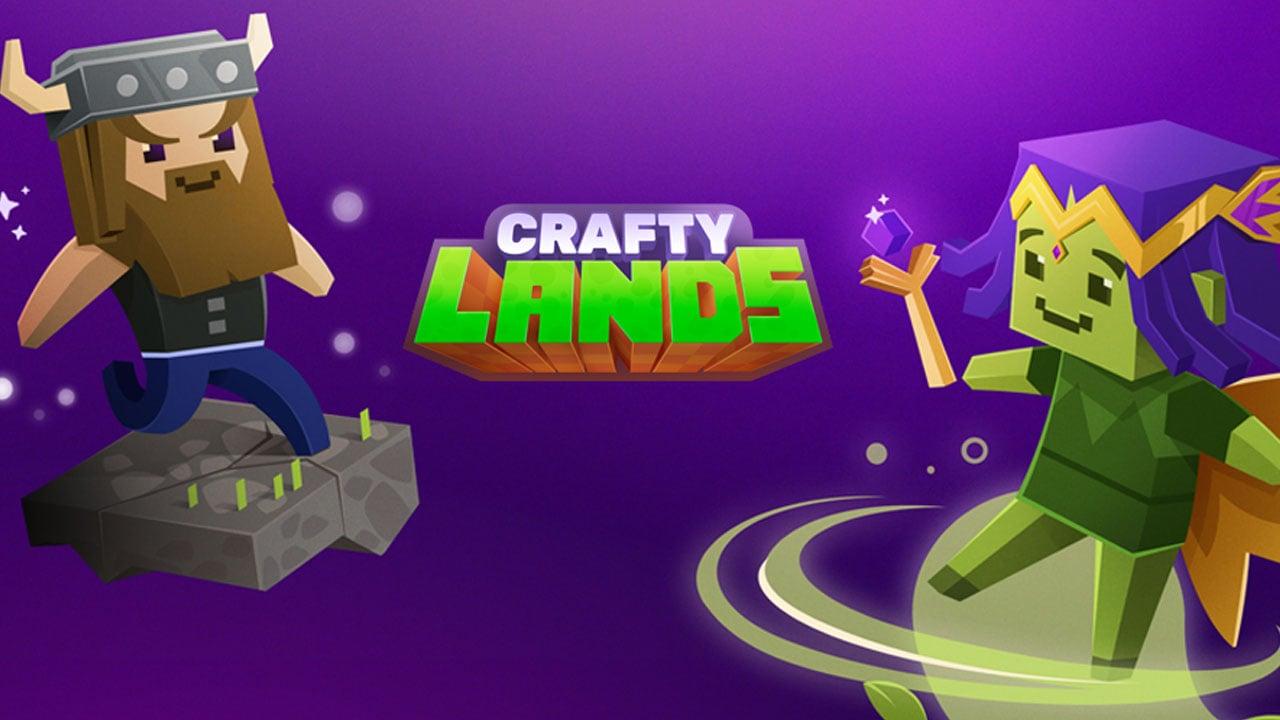Crafty Lands poster