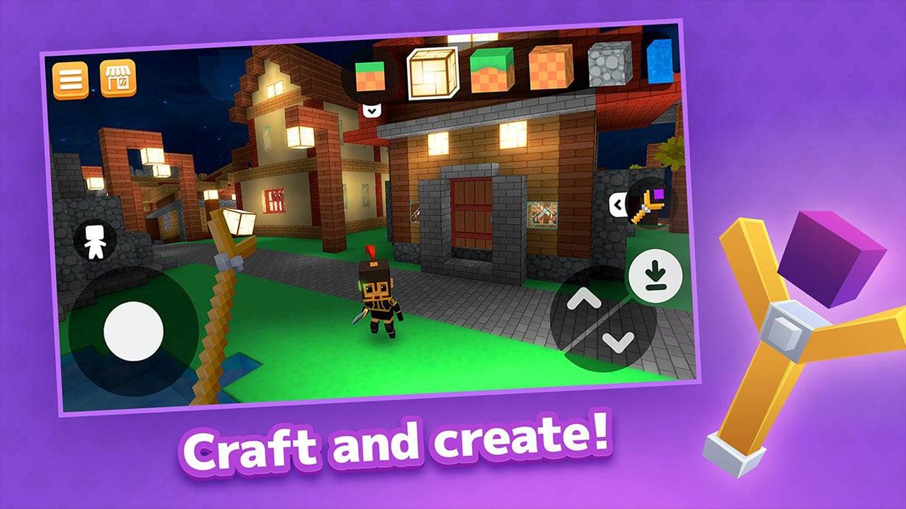 Crafty Lands screen 0