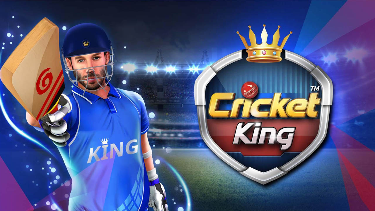 Cricket King poster