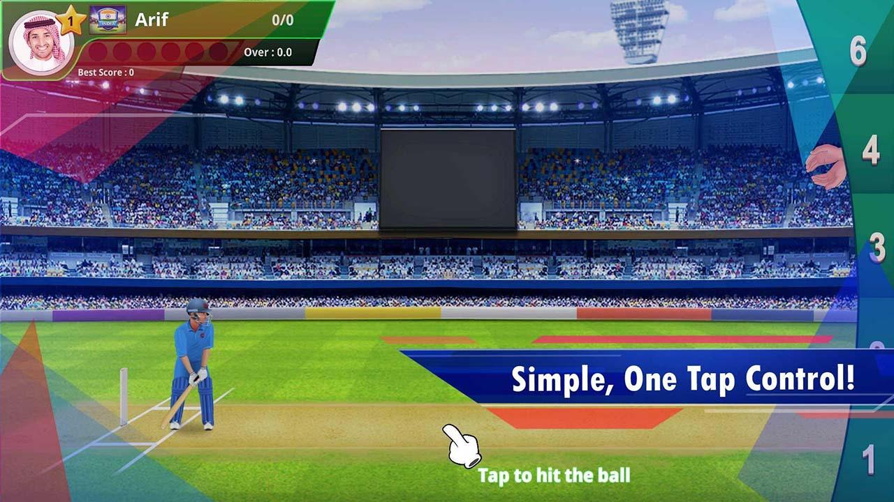 Cricket King screen 2