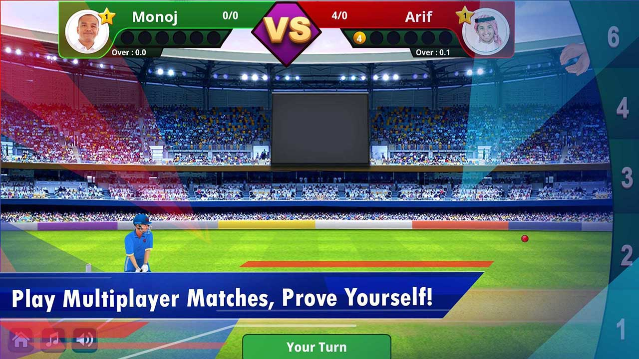Cricket King screen 3