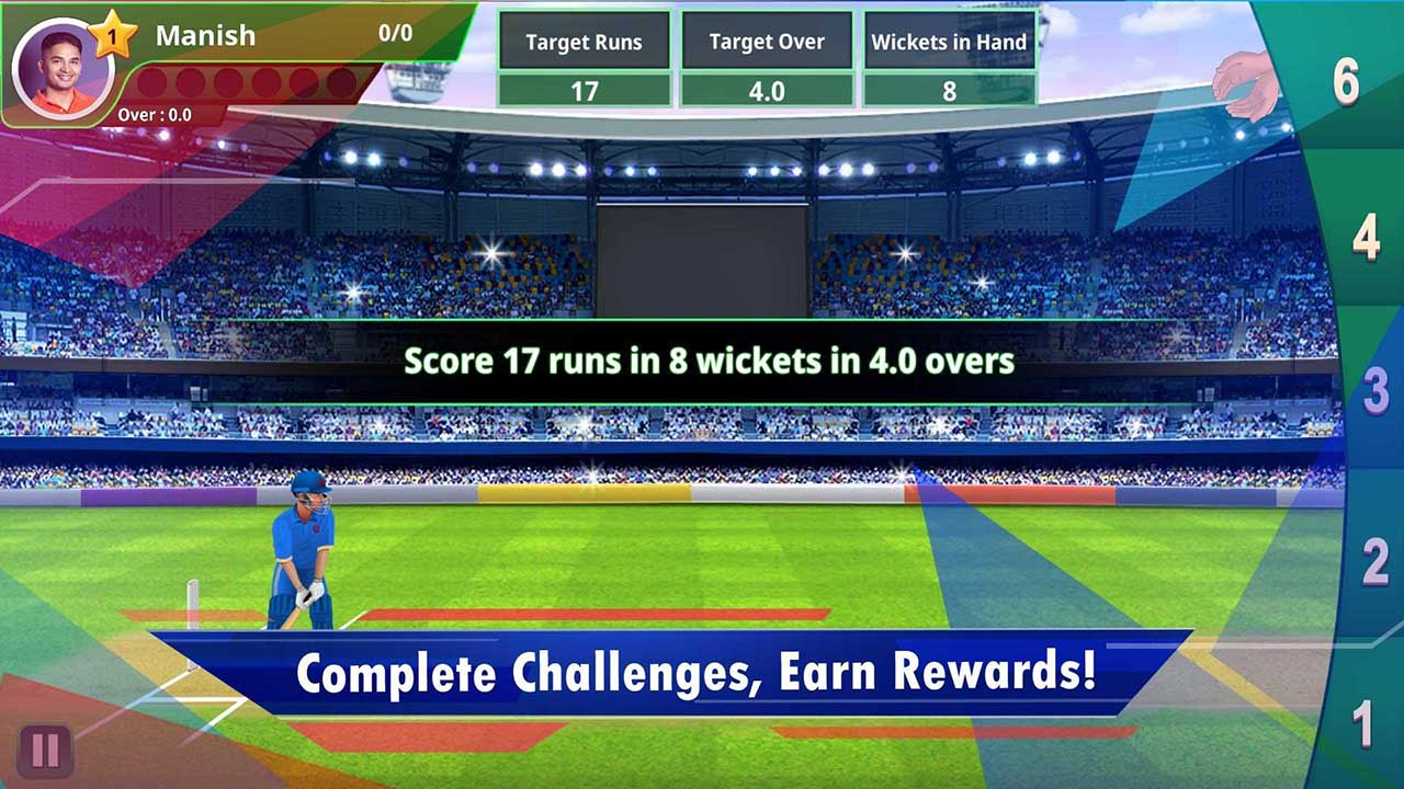 Cricket King screen 4