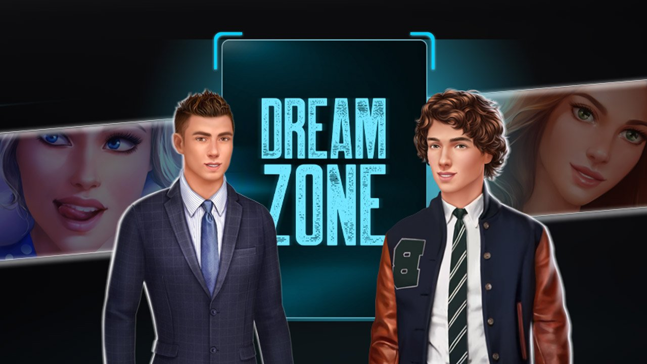 Dream Zone poster