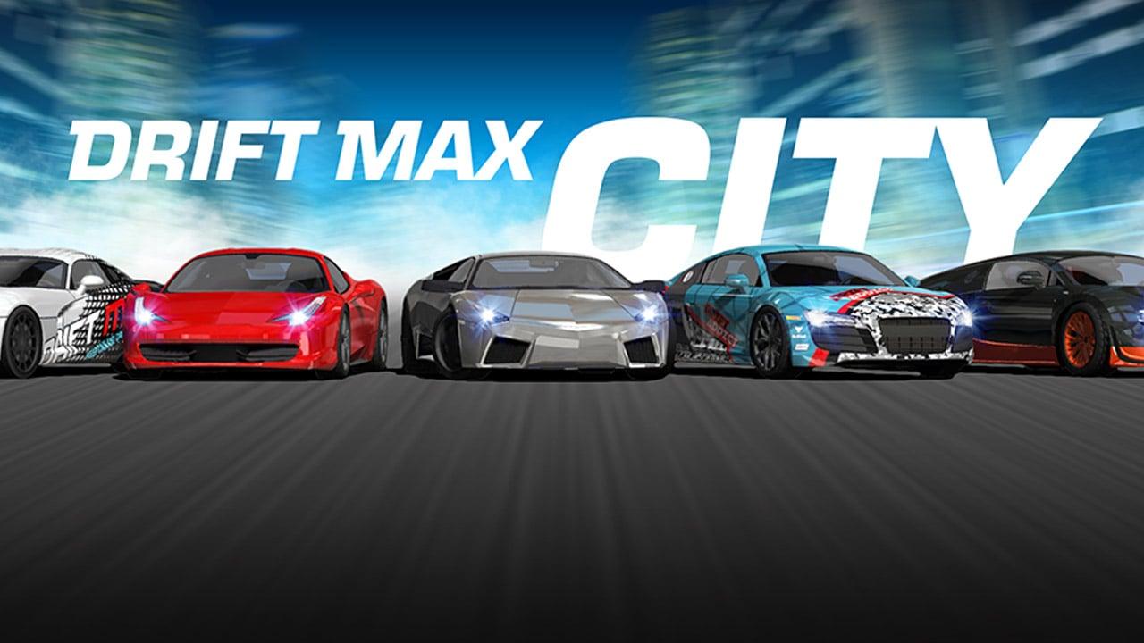 Drift Max City poster