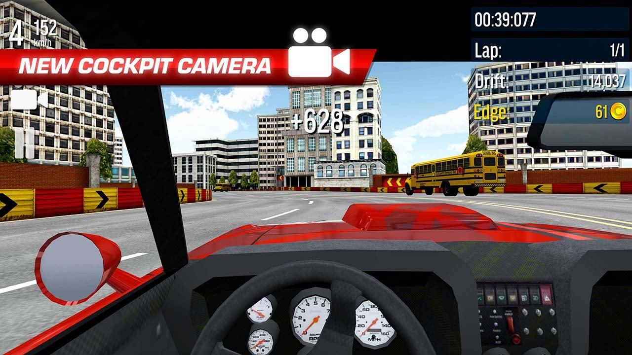 Drift Max City screen 2