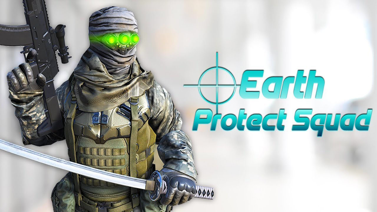Earth Protect Squad poster