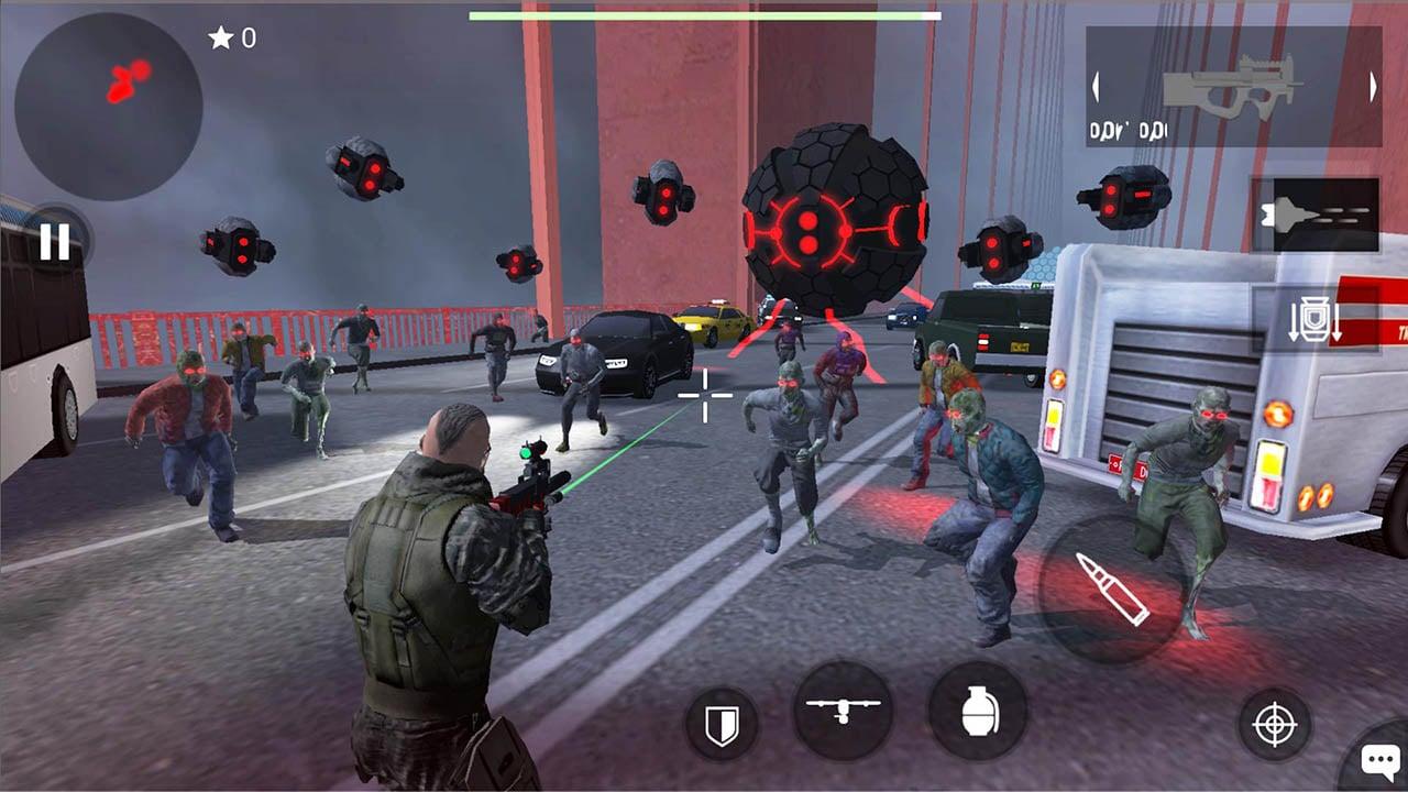 Earth Protect Squad screen 1