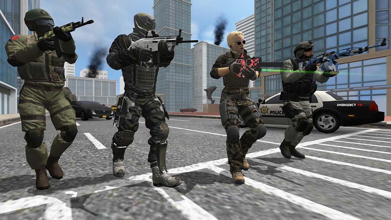Earth Protect Squad screen 3