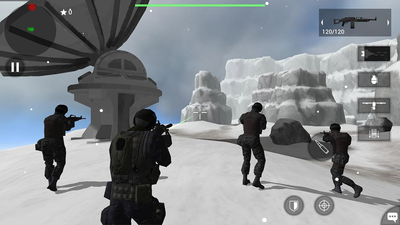 Earth Protect Squad screen 4