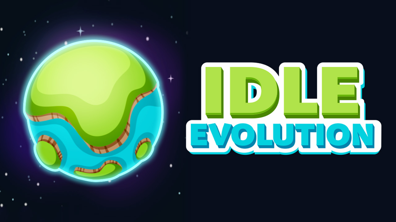 Evolution Idle Tycoon poster