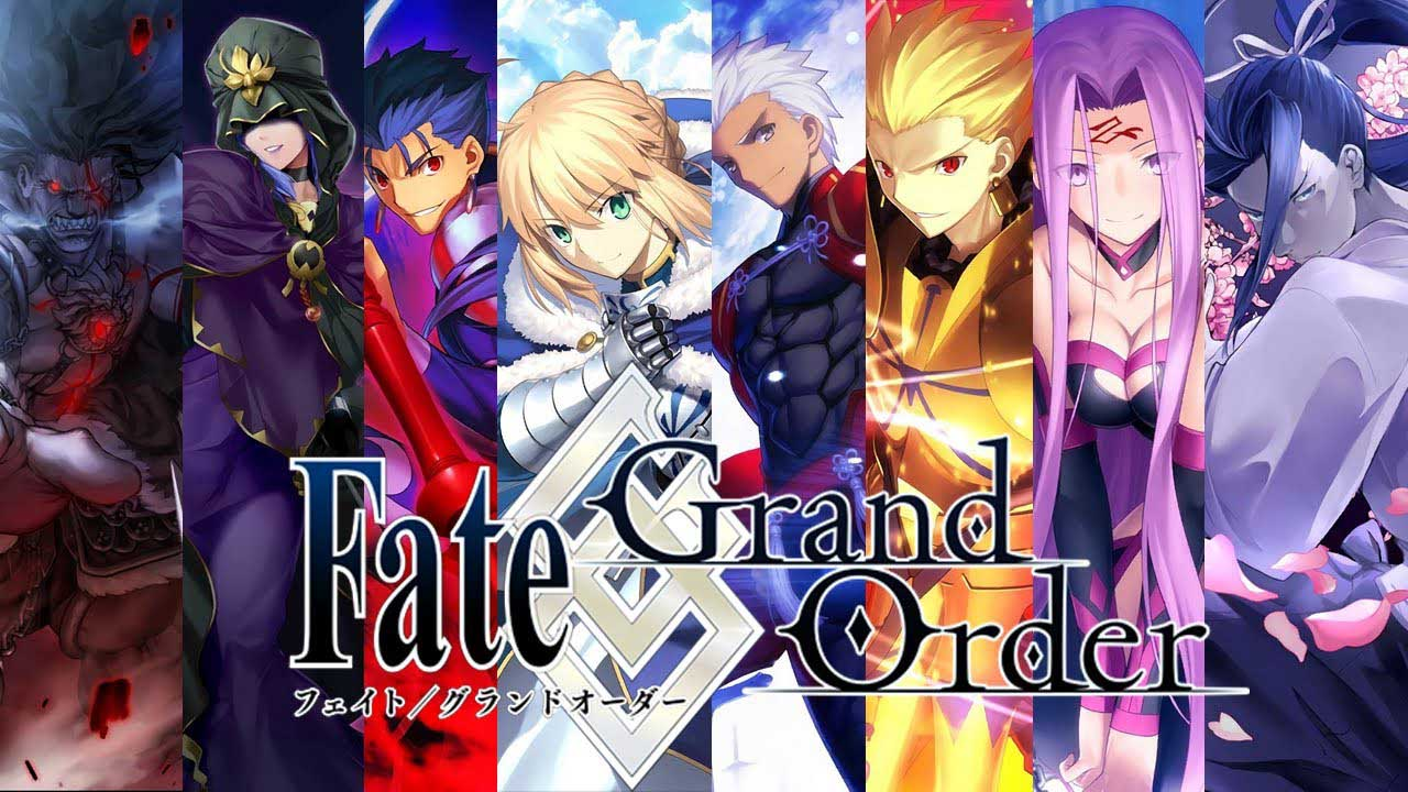 Fate Grand Order poster