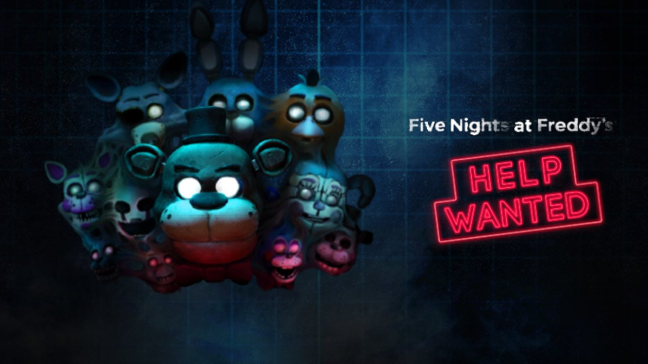 Five Night's at Freddy's HW poster