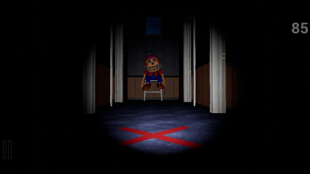 Five Night's at Freddy's HW screen1