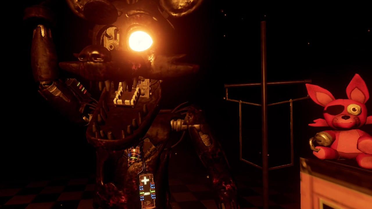 Five Night's at Freddy's HW screen3