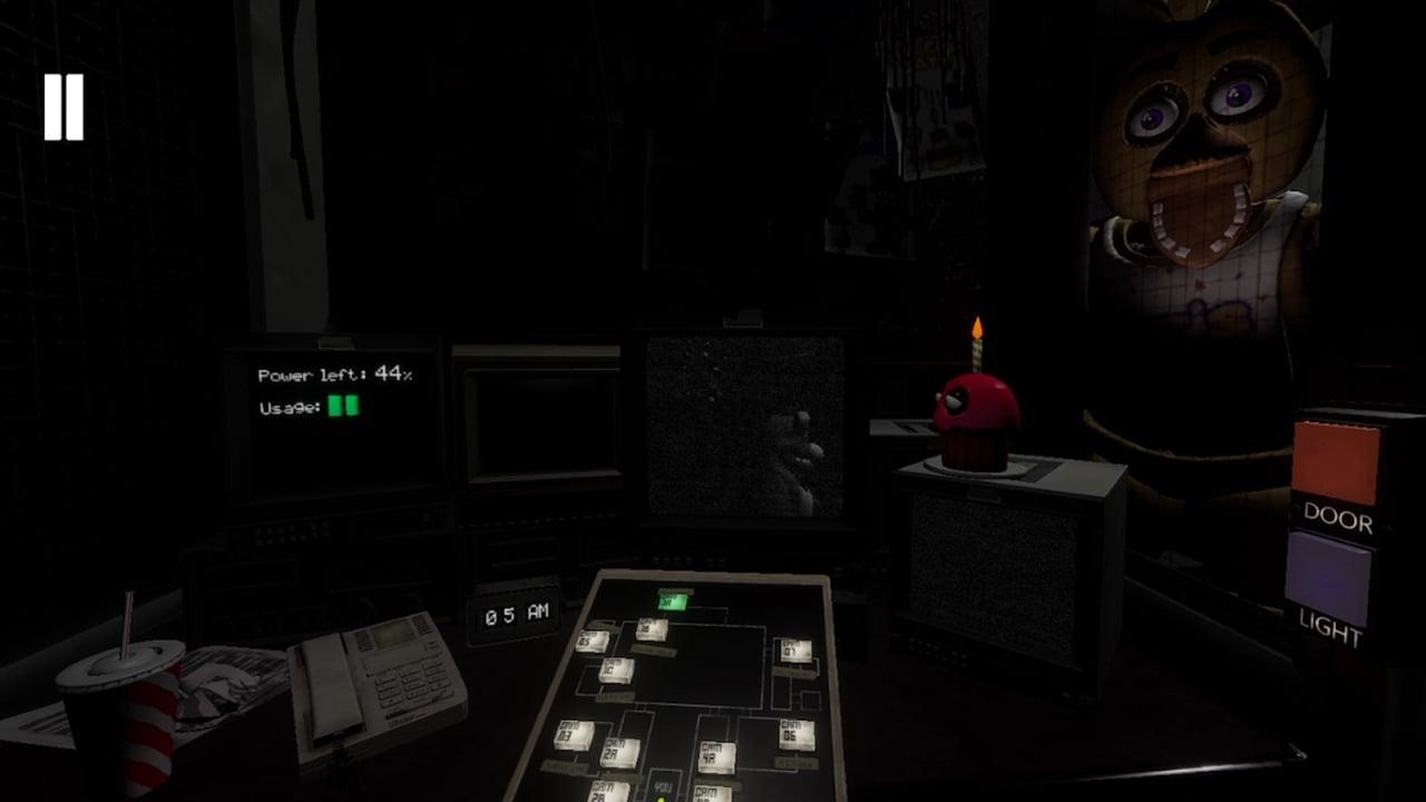 Five Night's at Freddy's HW screen4