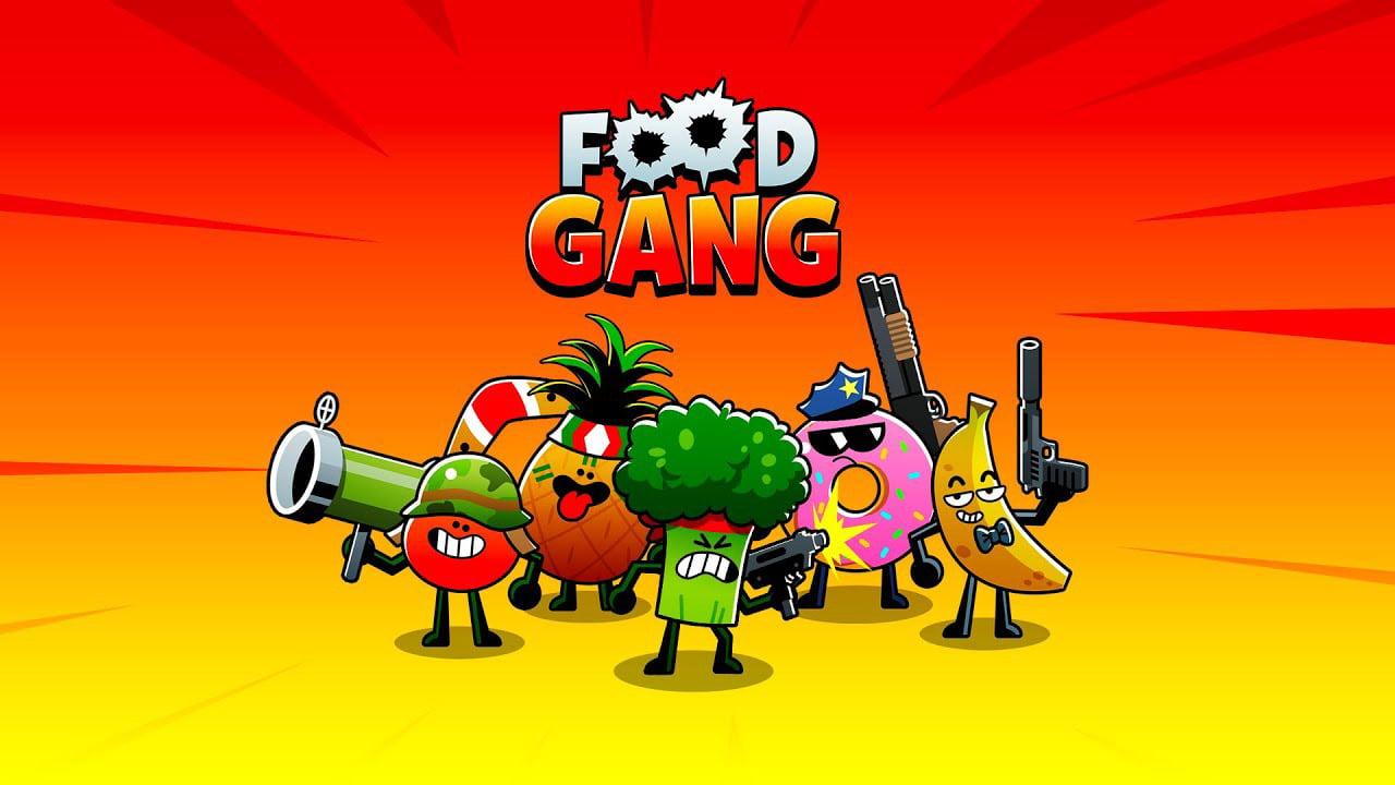 Food Gang poster