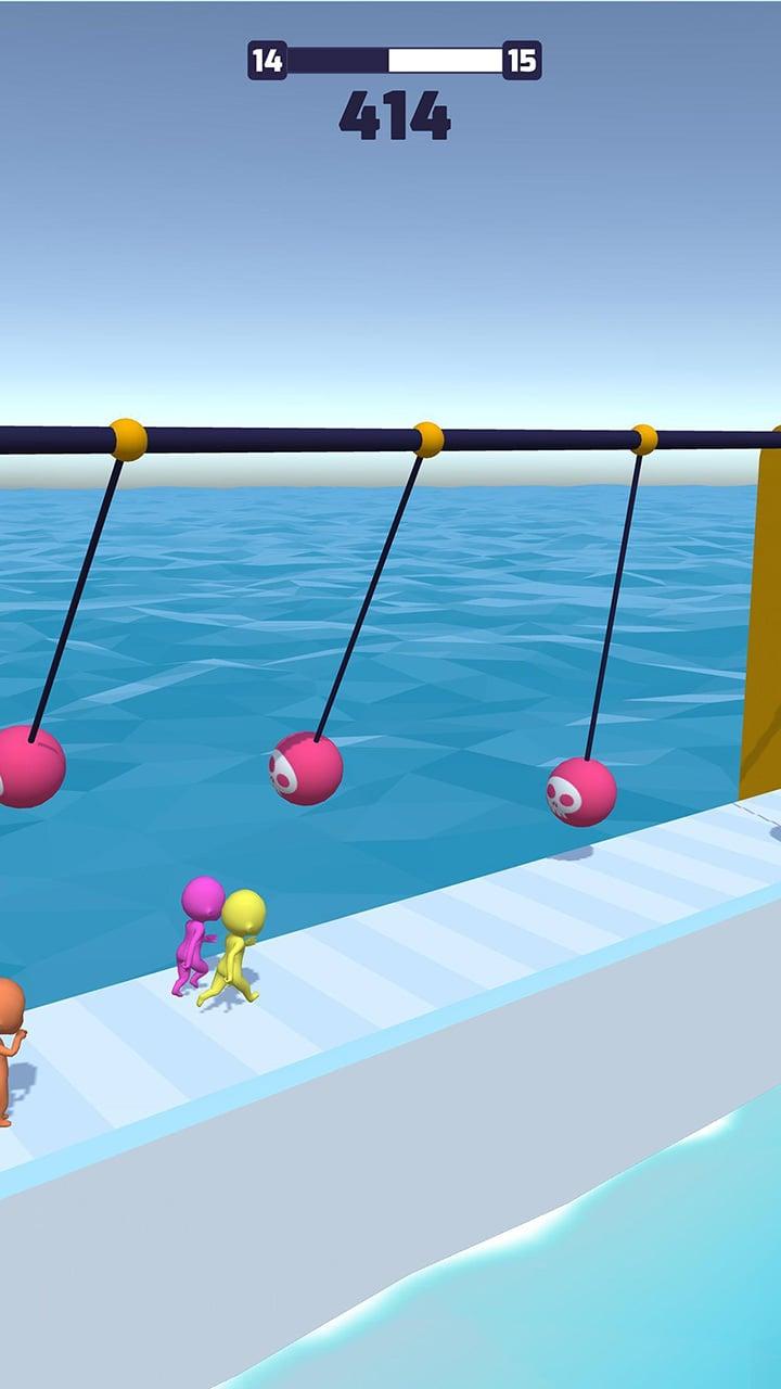 Fun Race 3D screen 2
