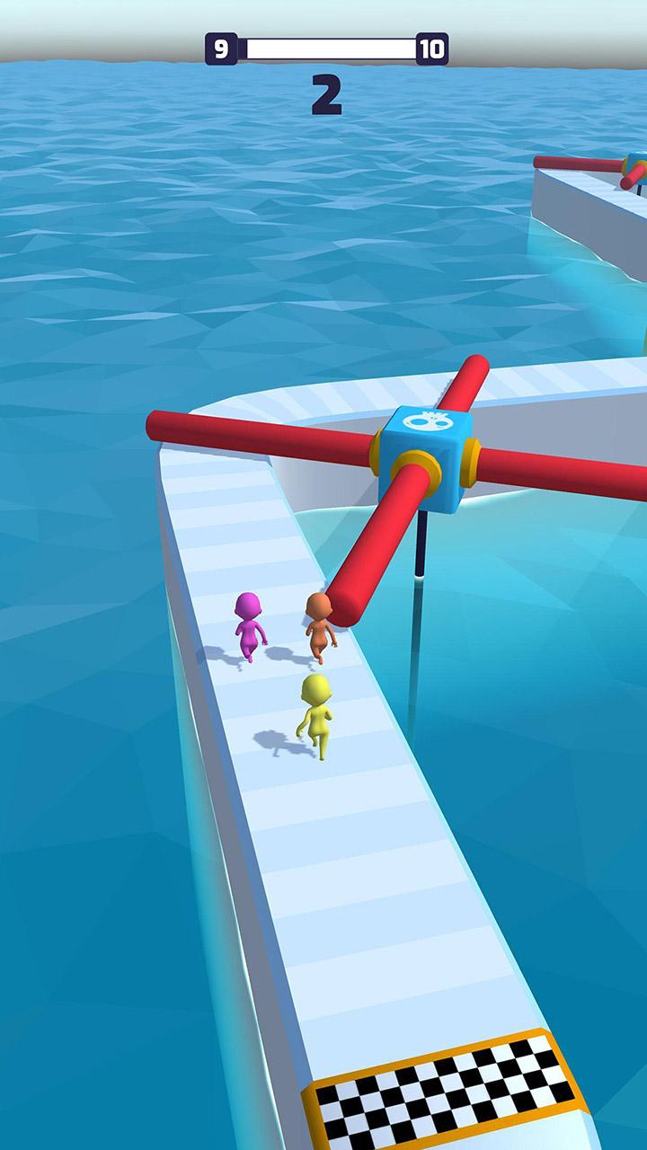 Fun Race 3D screen 4