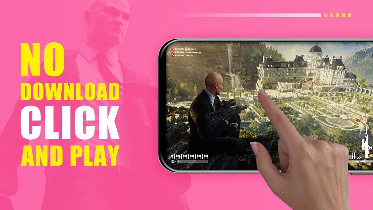 Gloud Games screen 1