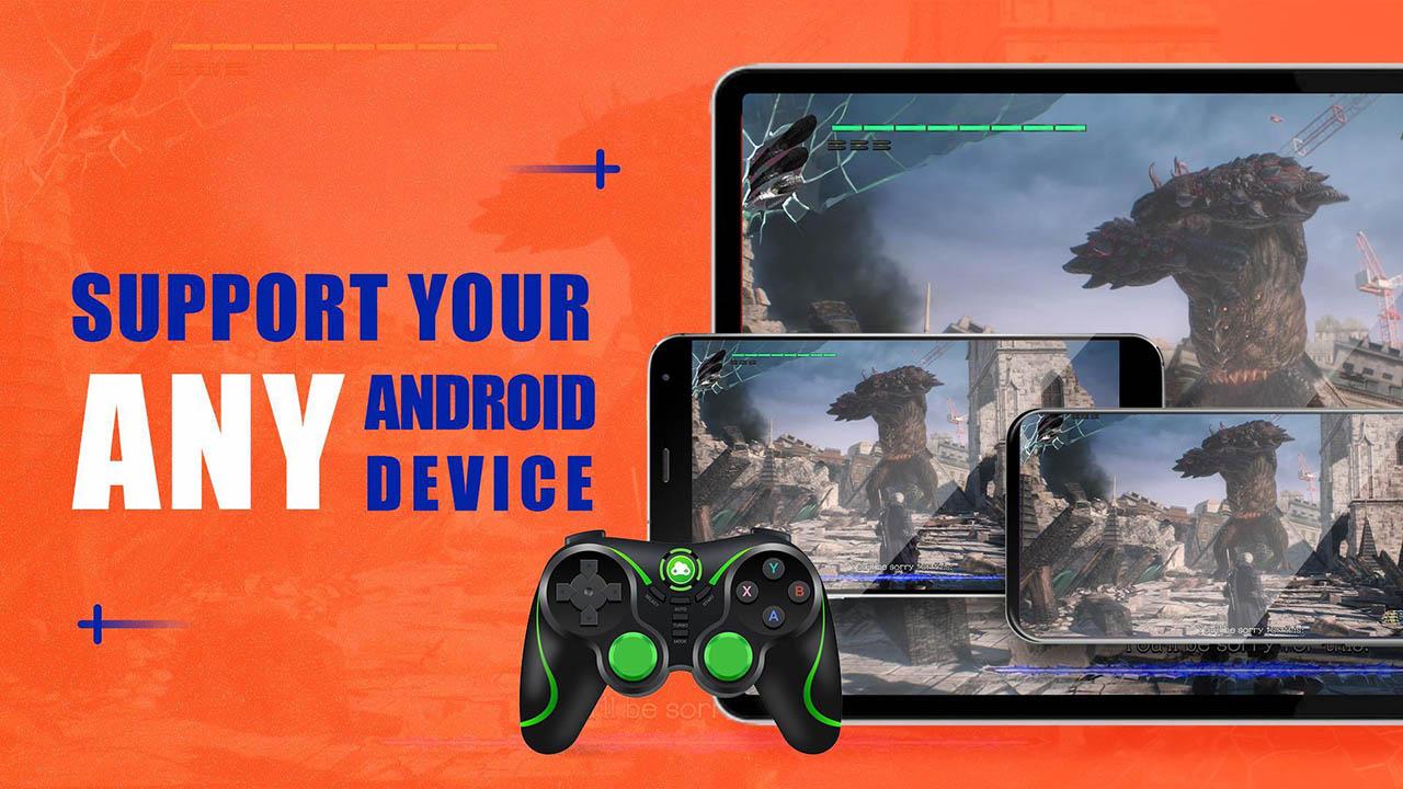 Gloud Games screen 3