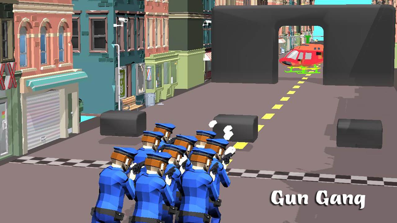 Gun Gang poster