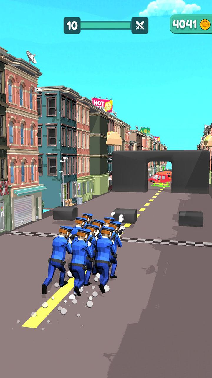 Gun Gang screen 0