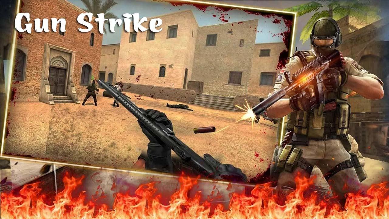 Gun Strike poster