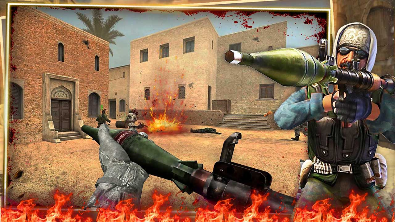 Gun Strike screen 3