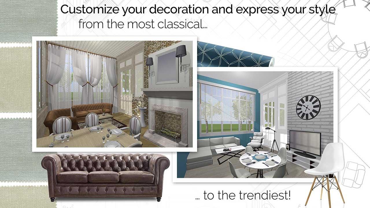 Home Design 3D screen 3
