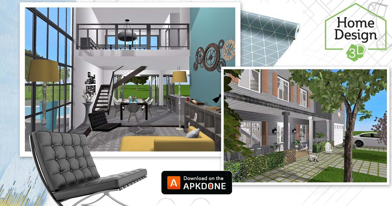 Home Design 20D MOD APK 20.20.20 Download Unlocked free for Android