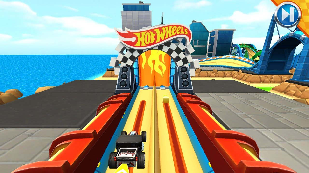 Hot Wheels Unlimited poster