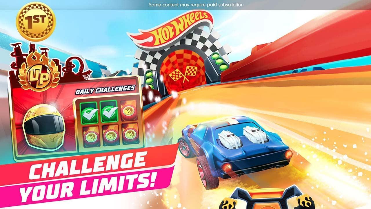 Hot Wheels Unlimited screen 3