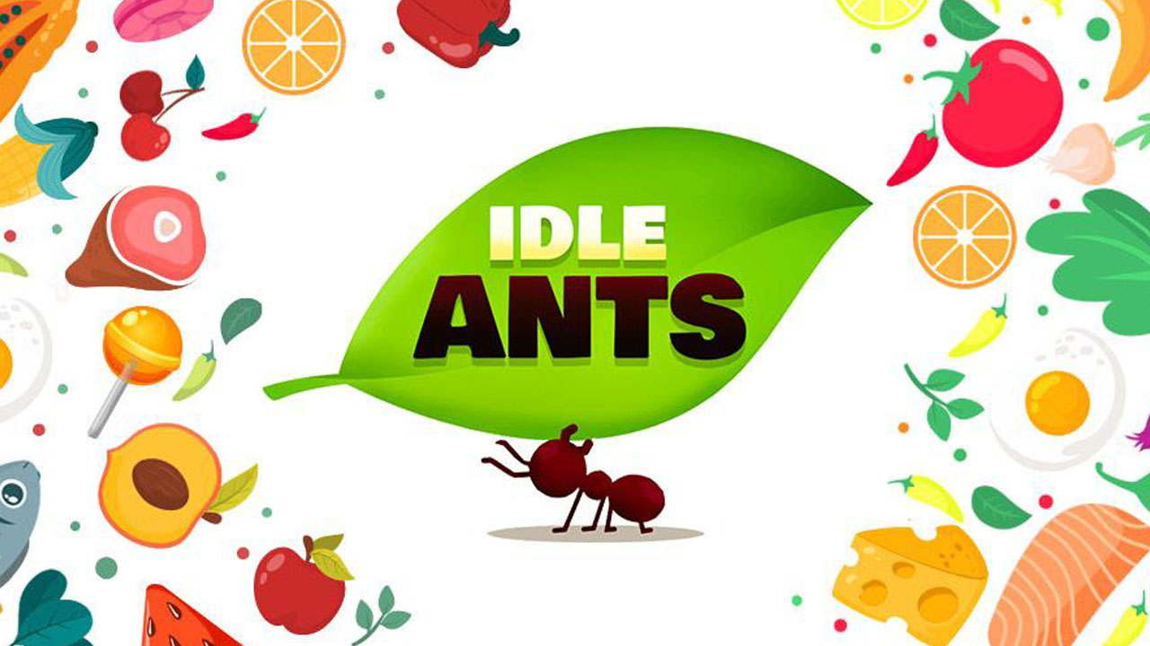 Idle Ants Simulator Game poster