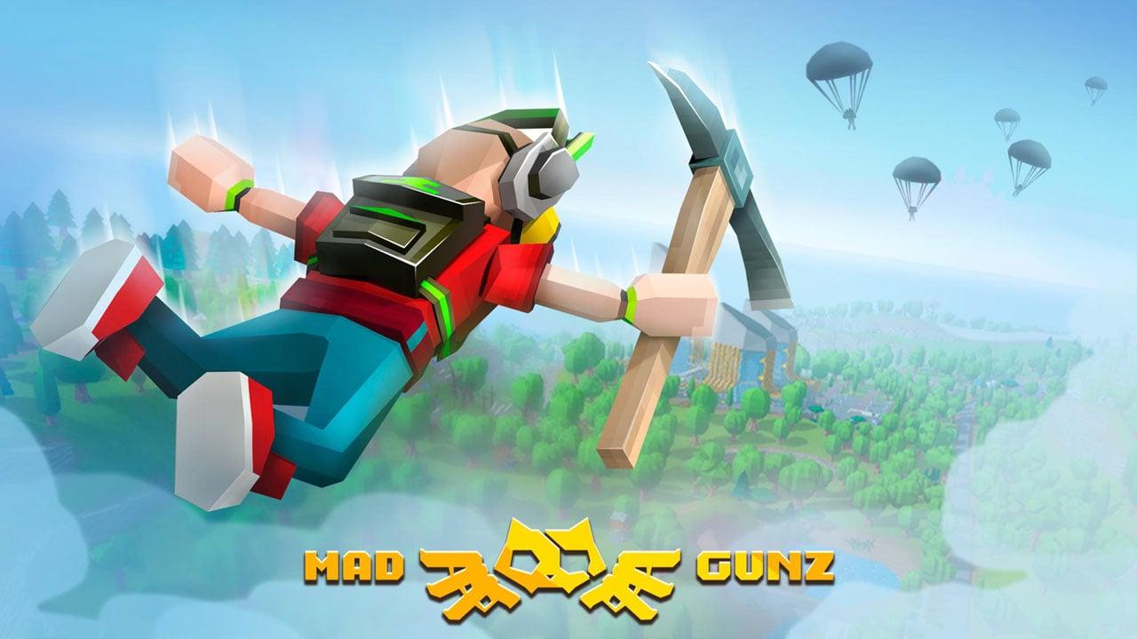 Mad GunZ poster