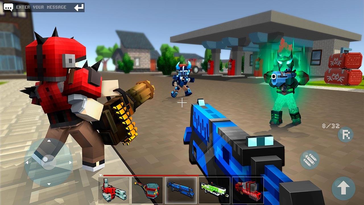 Mad GunZ screen 1