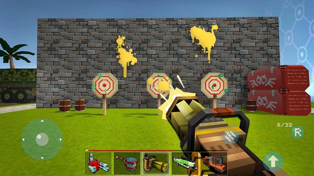 Mad GunZ screen 4