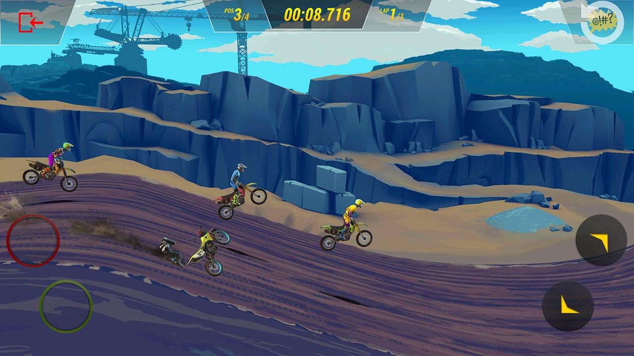 Mad Skills Motocross 3 screen 1
