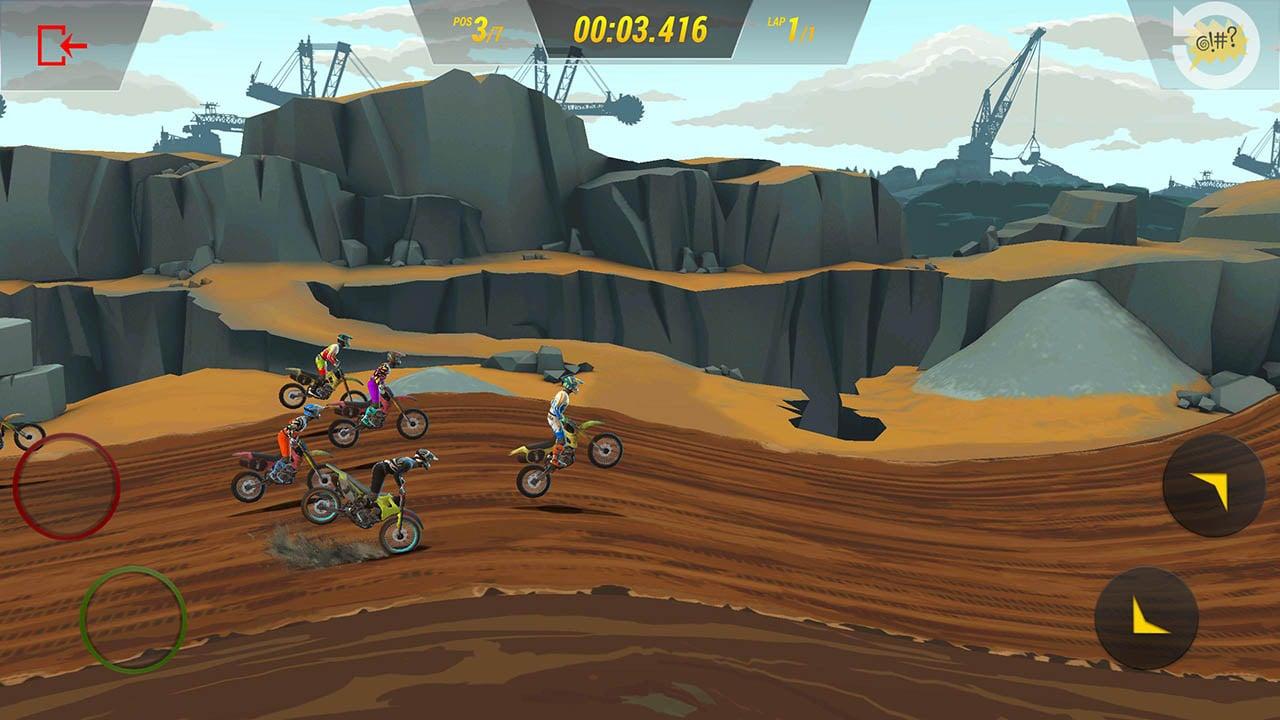 Mad Skills Motocross 3 screen 3