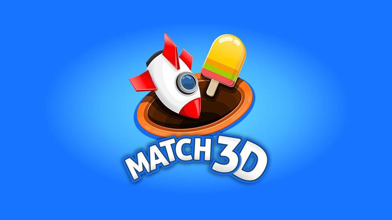 Match 3D poster