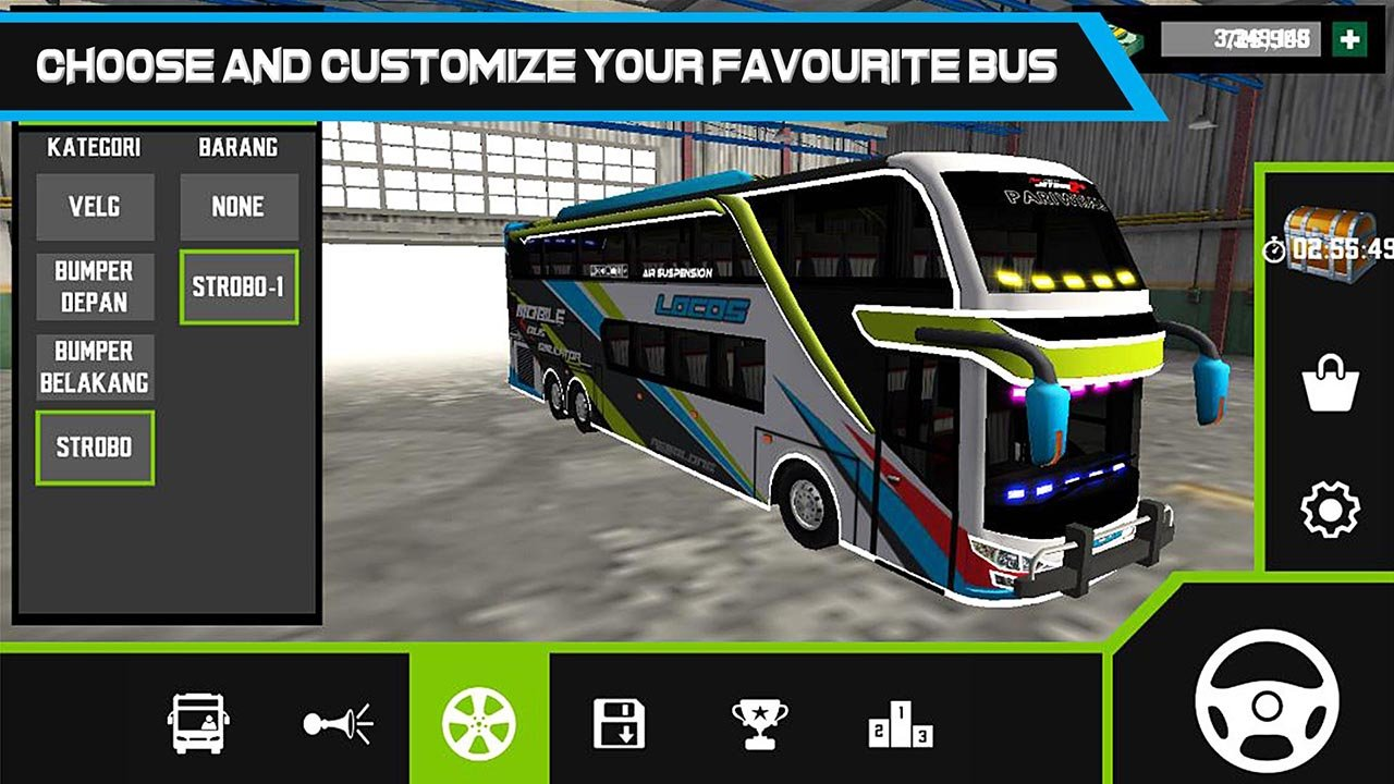 Mobile Bus Simulator Mod Apk 1 0 3 Download Unlimited Money For Android