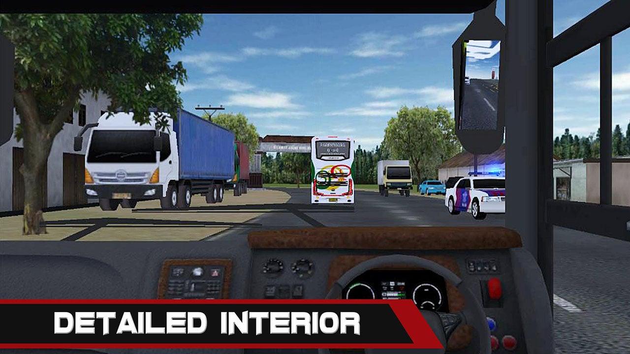 Mobile Bus Simulator screen 3