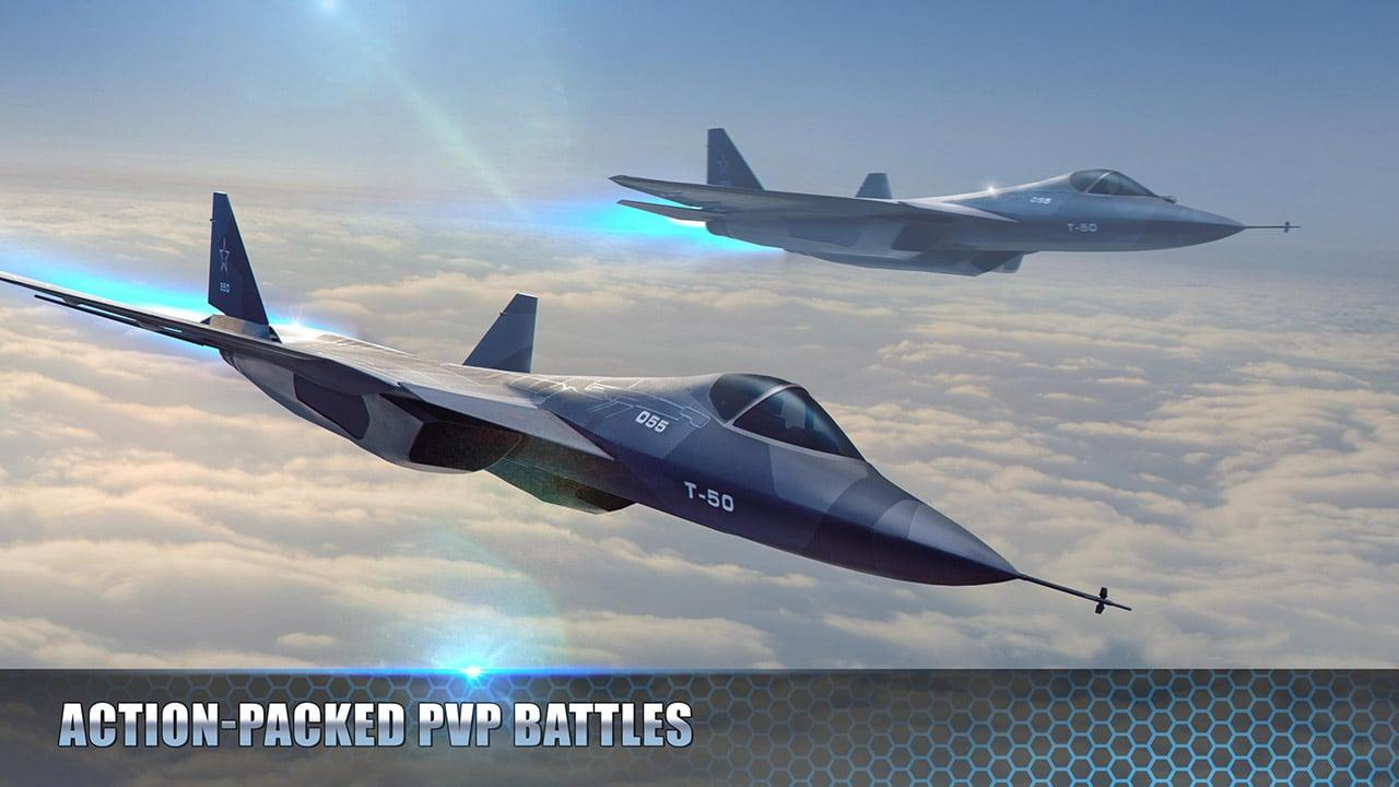 Modern Warplanes screen 0