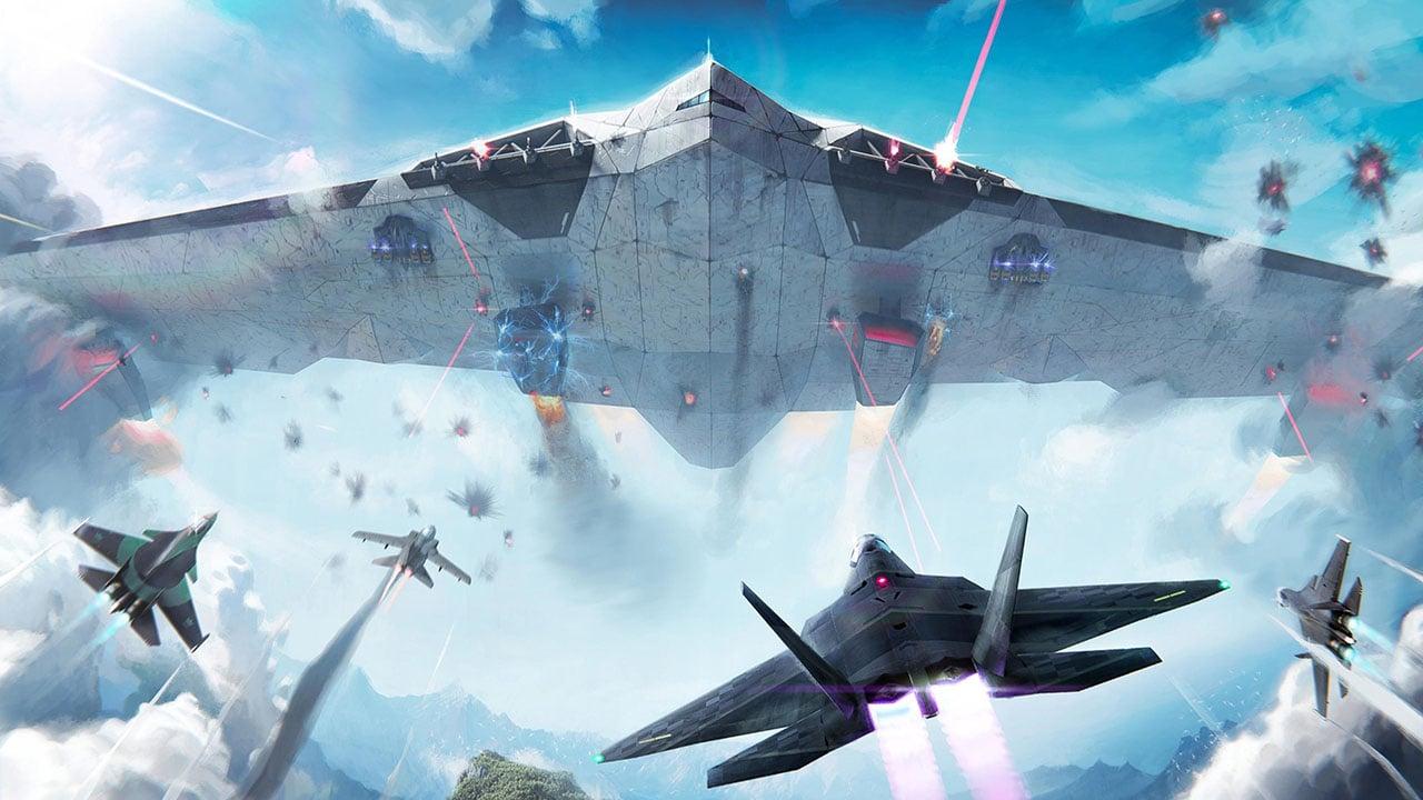 Modern Warplanes screen 1