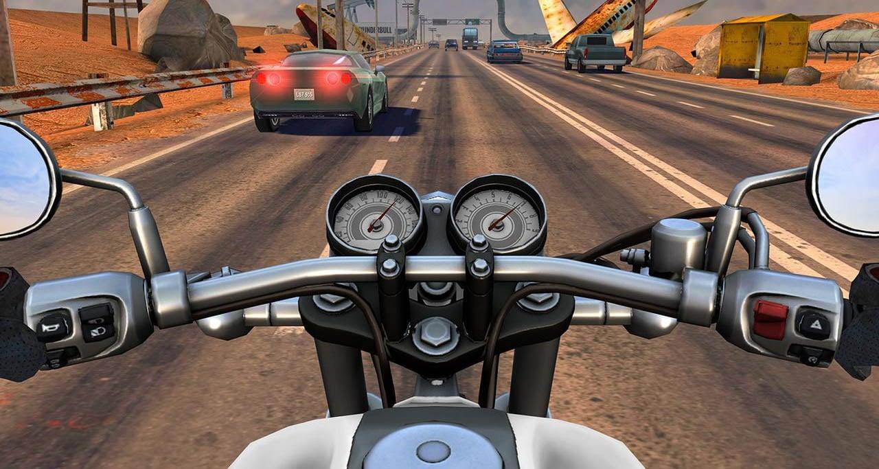 Moto Rider GO screen 0
