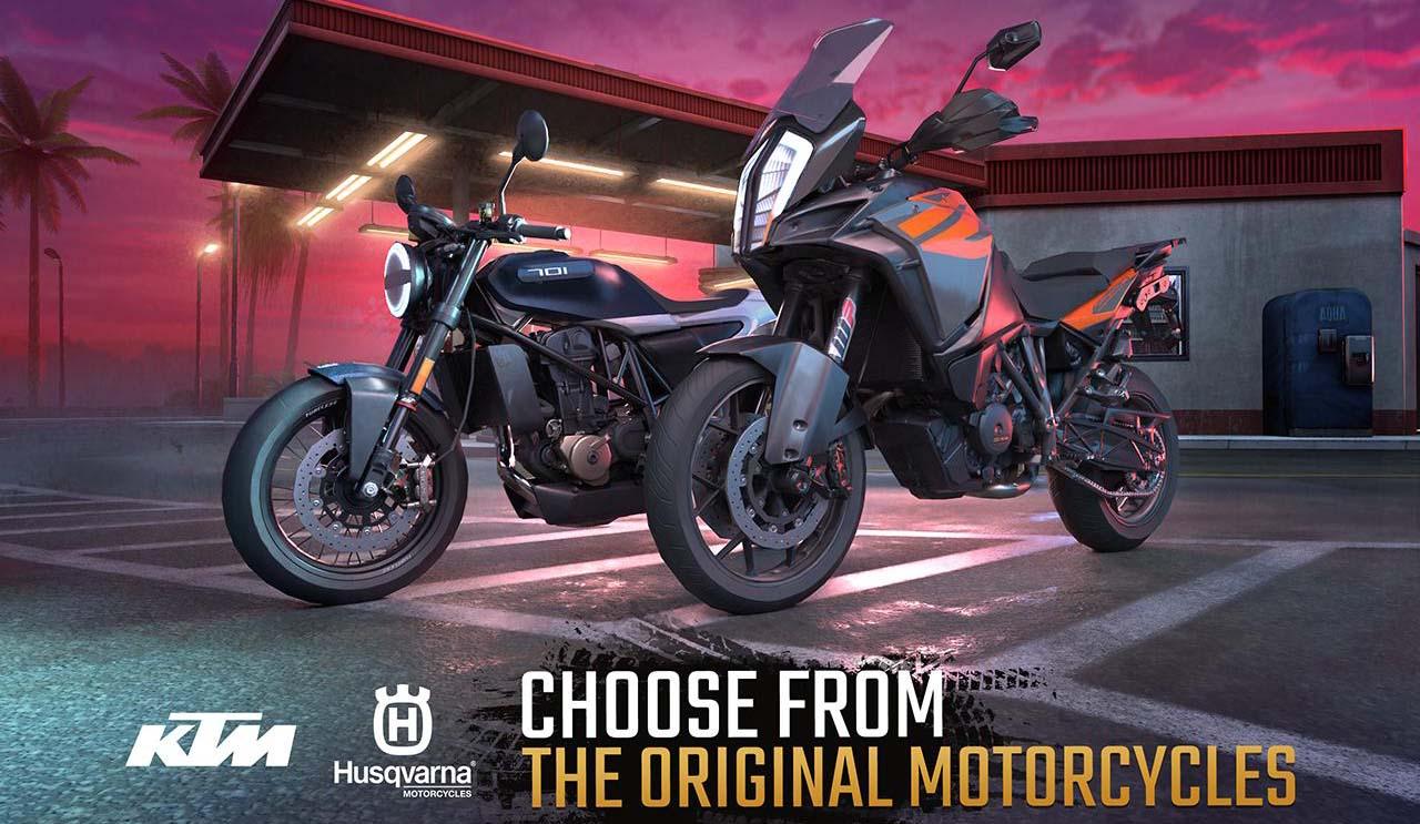Moto Rider GO screen 1
