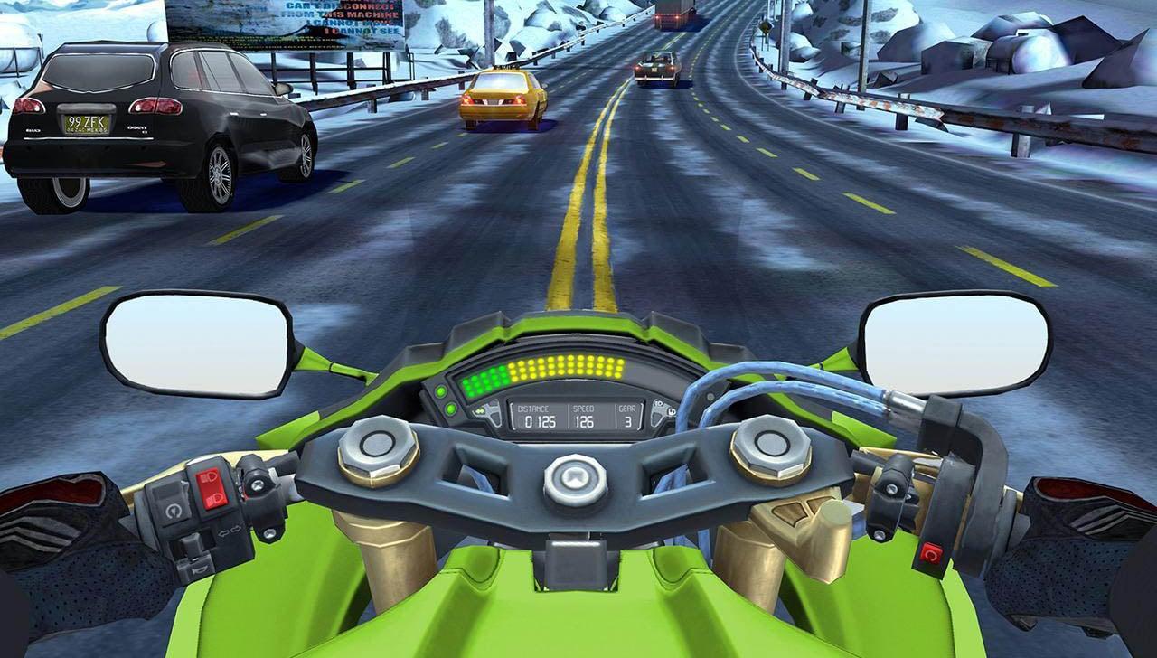 Moto Rider GO screen 2