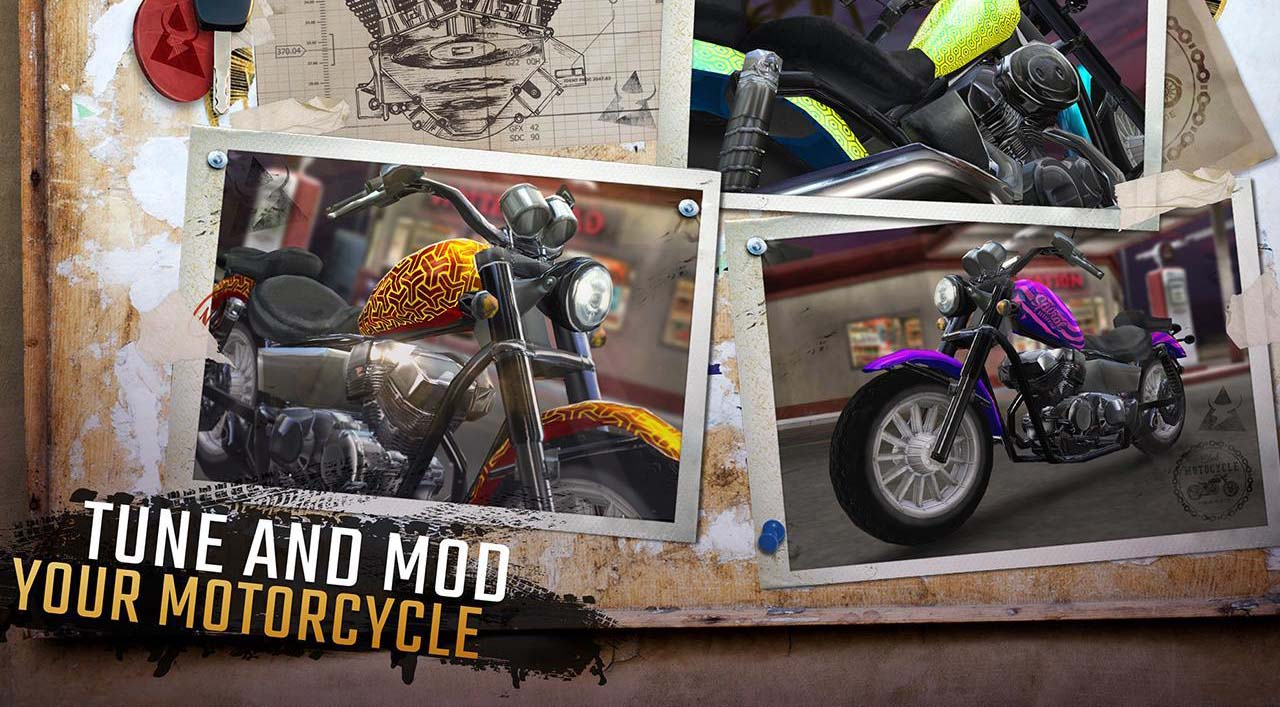 Moto Rider GO screen 3